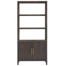 Panavista Archetype Bookcase in Sable