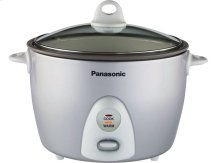 10 Cup (uncooked) Automatic Rice Cooker with Steaming Basket - SR-G18FGL