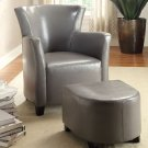 Half Moon Bay Accent Chair W/ Ottoman Product Image