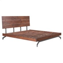 Perth King Bed Chestnut