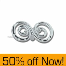 Scroll Pull - Discontinued Finishes Available In Limited Quantities While Supplies Last. 50% Off!