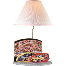 Nascar Lamp, Type A 100w Gray