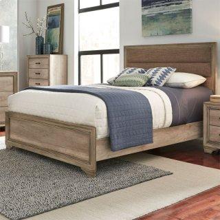 Sandy Ridge Upholstered Bed