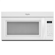 Whirlpool® 1.7 cu. ft. Over the Range Microwave with Hidden Vent - White [OPEN BOX]