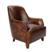Robert Leather Armchair