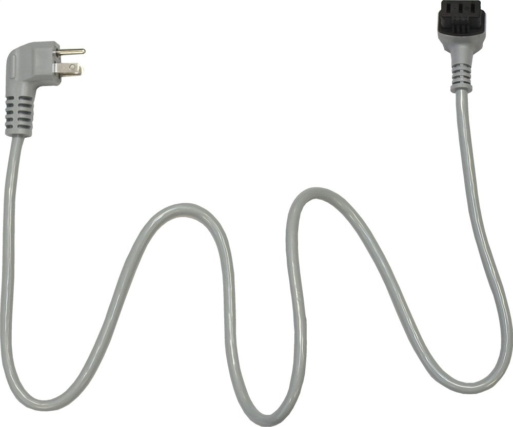Dishwasher 3-Prong Power Cord Kit for Main Lineup (rear connection)