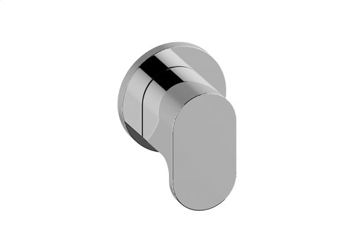 Ametis M-Series 2-Way Diverter Valve Trim with Handle