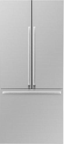 """36"""" Built-In French Door Bottom Freezer"""