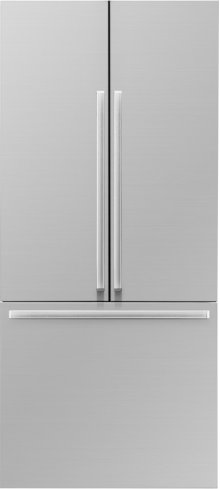 "36"" Built-In French Door Bottom Freezer"