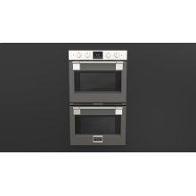 "30"" Pro Double Oven - Matte Grey"