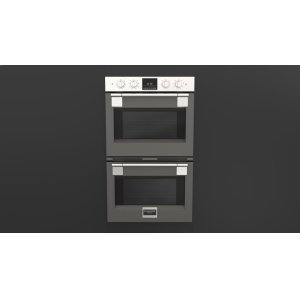 "Fulgor Milano30"" Pro Double Oven - Matte Grey"