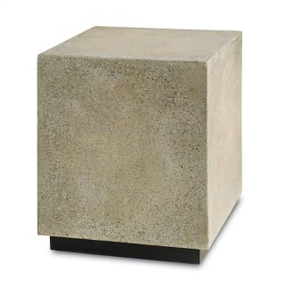 Goodstone Accent Table - 22h x 18d x 18w