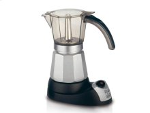 De'Longhi Moka Maker Alicia EMK6 Stove Top Maker