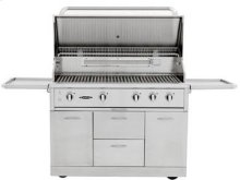 "Precision Series 48"" Freestanding Grill"