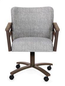 Chair Bucket: Barrel Back