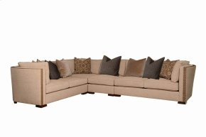 Madison Bourbon Right Arm Facing Loveseat