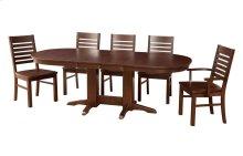 """45/68-3-12"""" Concord Trestle Table"""