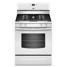 5.0 cu. ft. Capacity Gas Range with Two Power Cook Burners