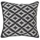 Midnight Desert Pillow - Black Product Image