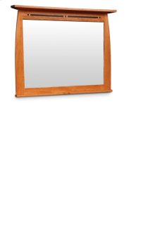 """Aspen Mule Chest Mirror with Inlay, 45 1/2""""w"""