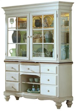 Pine Island Buffet and Hutch Product Image