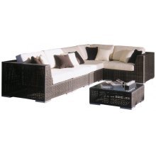 Atlantis 6 PC Sectional Set Deep Seating Set