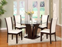 Camelia Side Chair White
