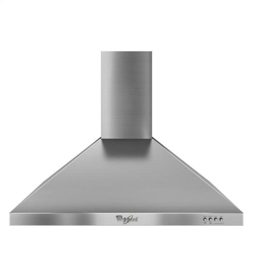 Gold® 30-inch Vented ENERGY STAR® Qualified 300-CFM Wall-Mount Canopy Hood