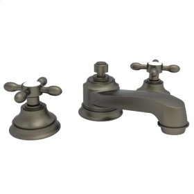 English-Bronze Widespread Lavatory Faucet