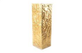 Crumpled Pedestal Gold, LG