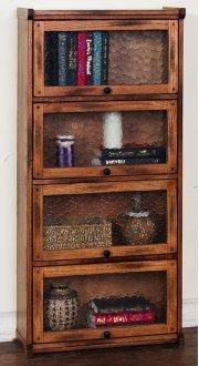 Sedona 4 Stack Lawyer's Bookcase Product Image