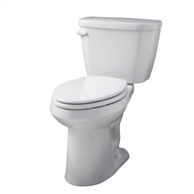 """Biscuit Viper® 1.6 Gpf 14"""" Rough-in Two-piece Elongated Ergoheight Toilet"""
