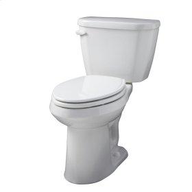 "Bone Viper® 1.6 Gpf 14"" Rough-in Two-piece Elongated Ergoheight Toilet"
