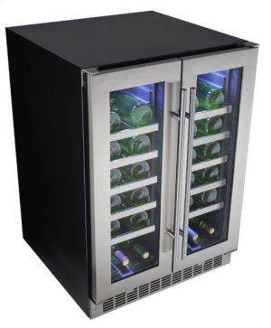 Napa 24 French door Wine Cooler