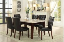Dining Table, Marble Top
