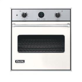 """Cotton White 27"""" Single Electric Premiere Oven - VESO (27"""" Single Electric Premiere Oven)"""
