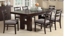 Dining Table W Ext Leaf