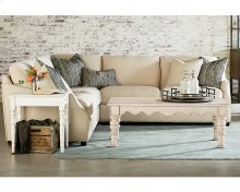 Linen Homestead Sectional