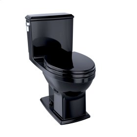 Connelly® Two-Piece Toilet 1.28 GPF & 0.9 GPF, Elongated Bowl - Ebony