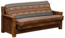 """Futon With 8"""" inner-spring mattress"""