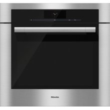 H 6780-2 BP 30 Inch Convection Oven - The multi-talented Miele for the highest demands.