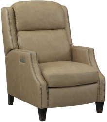 Turing Power Motion Recliner in Mocha (751)