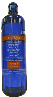 FILTER2 Refrigerator Water Filter - Interior Turn