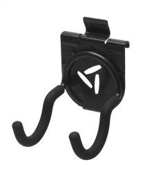 Gladiator® Scoop Hook - Hammered Graphite