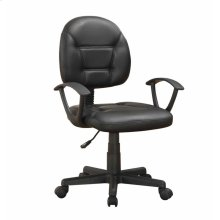 Contemporary Black Office Chair