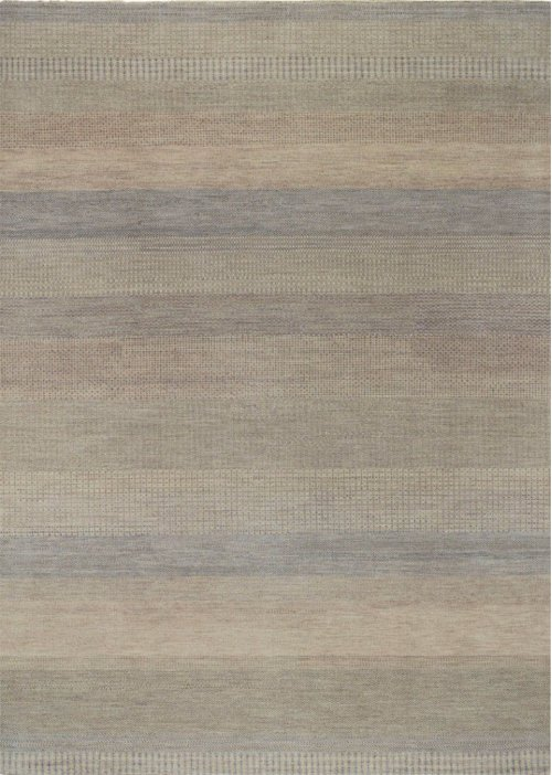 Barrister Oyster Hand Knotted Rugs