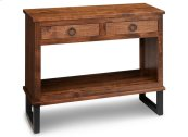 Cumberland Sofa Table with 2 Drawers