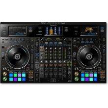 Professional 4-channel controller for rekordbox dj & rekordbox video