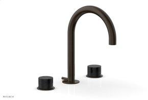BASIC II Widespread Faucet 230-03 - Antique Bronze