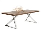 Cruze Dining Table - Brown Product Image